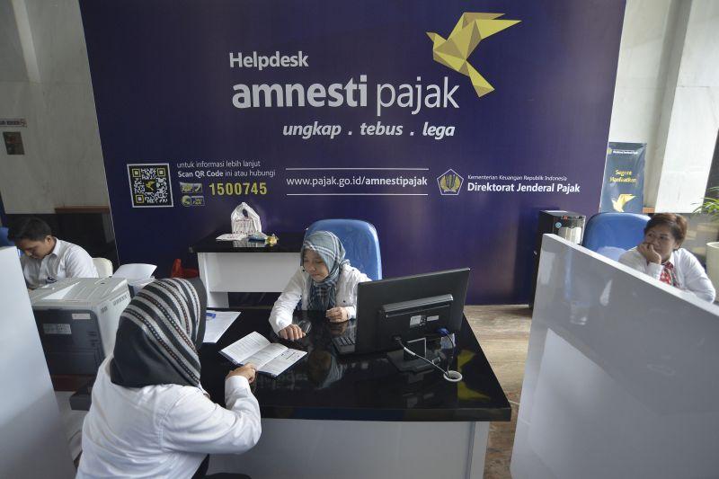 \SURVEI OKEZONE FINANCE: Tax Amnesty Digugat, Tanpa Persiapan, dan Sulit Capai Target\