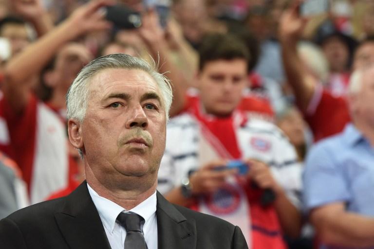 Carlo Ancelotti (Foto: AFP/Christof Stahce)