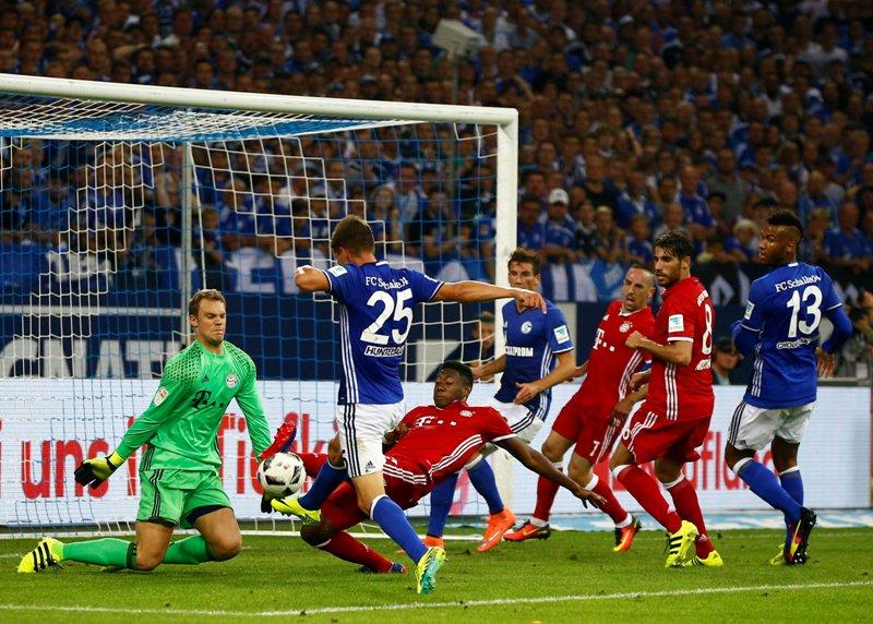 Manuel Neuer. (Foto:Reuters)