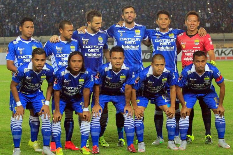 Persib Bandung (Foto: Facebook Persib)