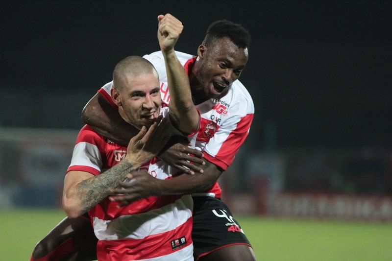 Madura United (Foto: Saiful Bahri/Antara)