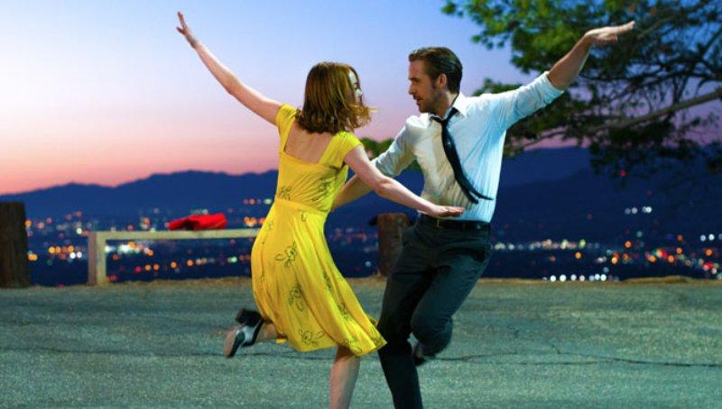 Poster La La Land (Foto: Contactmusic)