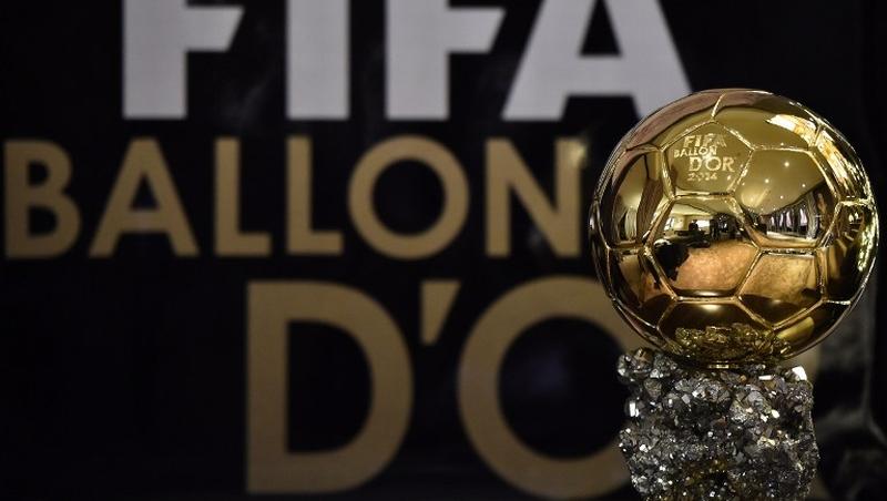 Trofi Ballon d'Or (Foto: AFP)