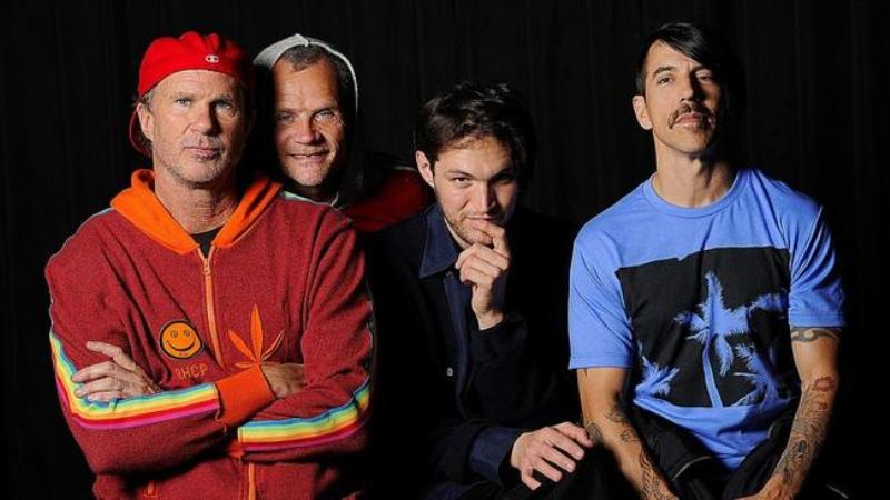 Red Hot Chili Pappers (Foto: Latimes)