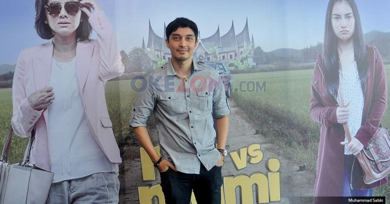 Dimas Aditya (Foto: Sabki/Okezone)