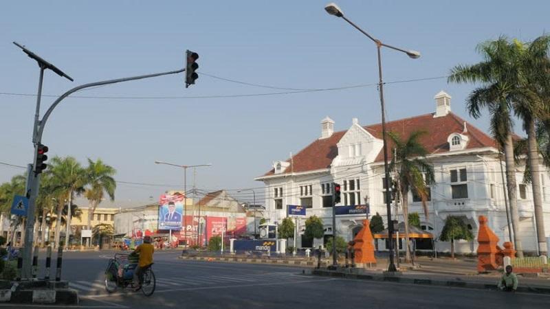 \TERPOPULER : Yogyakarta Terapkan Sultan Ground untuk Pemetaan Wilayah\