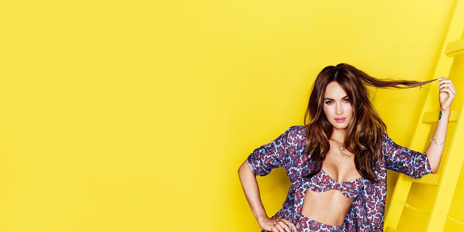 Megan Fox, Akhirnya Terima Tawaran jadi Model Lingerie
