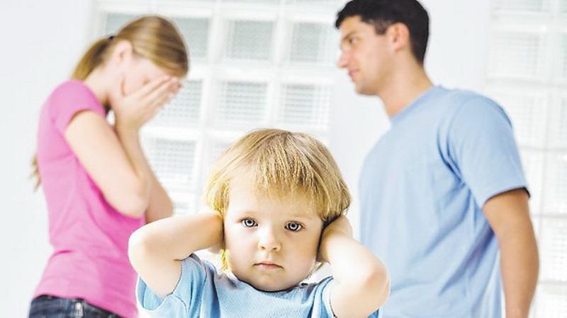 Orangtua Bertengkar, Anak Menjadi Sensitif