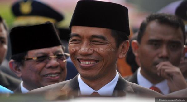 \Jokowi Jamu Pengusaha Makan Malam, Bahas Tax Amnesty\