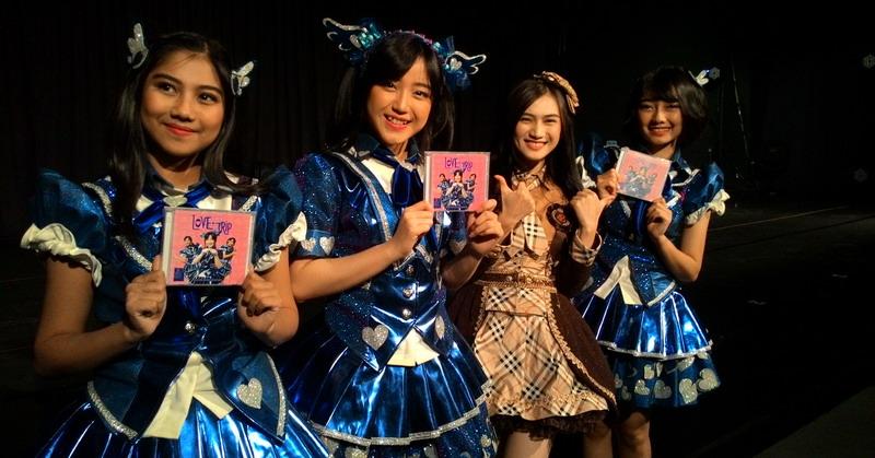 JKT48 (Foto: Rima/Okezone)
