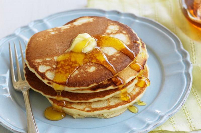 Hanya Punya Sedikit Waktu Sarapan, Coba Makan Pancake!