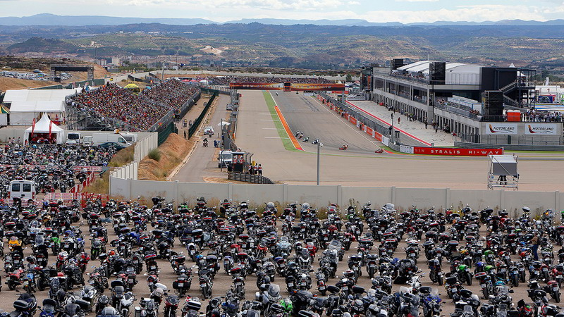 Sirkuit Motorland Aragon (Foto: MotoGP)