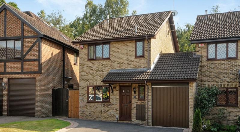 \Rumah Masa Kecil Harry Potter Dijual Rp8,1 Miliar\