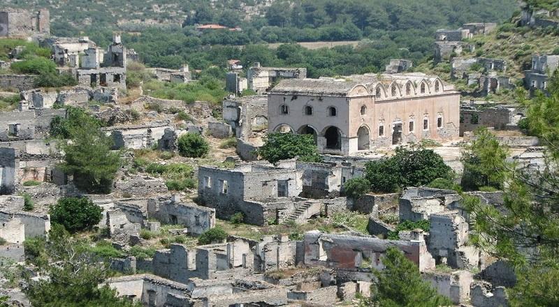 \TERPOPULER : Ada Kota Hantu di Turki\