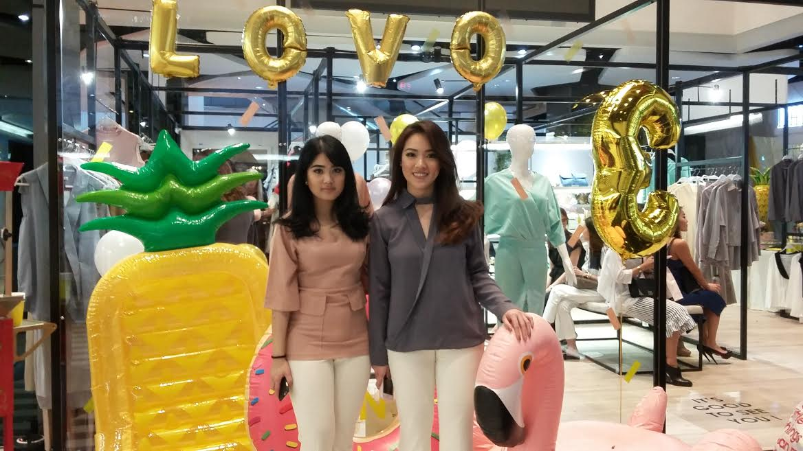 Nuansa Musim Panas Meriahkan Acara Private Preview Collection Lovo Clothing