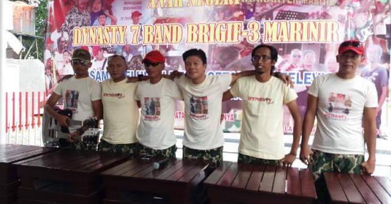 Dinasty Band (Foto: Okezone)