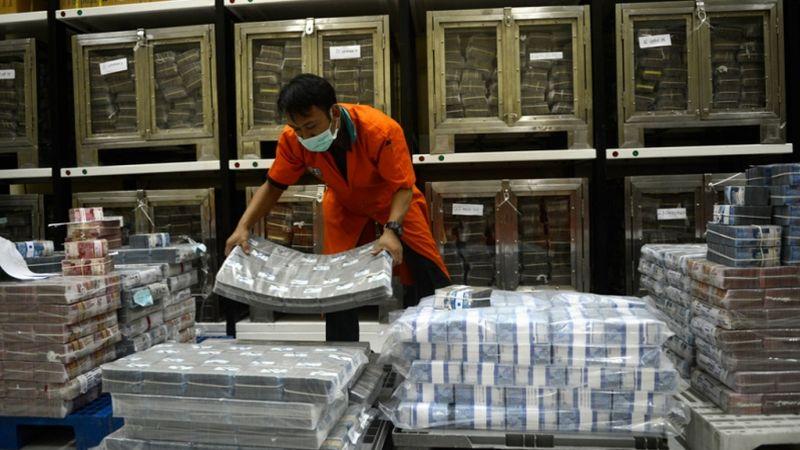 \Bank BUMN Dapat Suntikan Dana dari China, untuk Apa?\