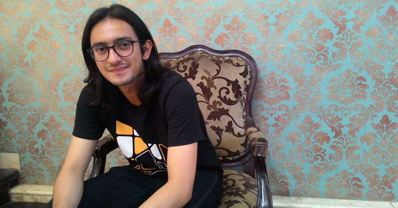 Omar Daniel (Foto: Rima/Okezone)