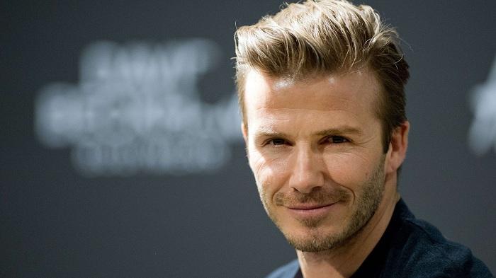 Ilustrasi David Beckham. (Foto: Gazettereview)