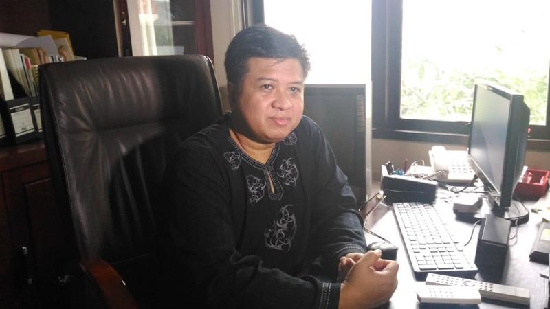 Pengacara Mario Teguh (Foto: Vania/Okezone)
