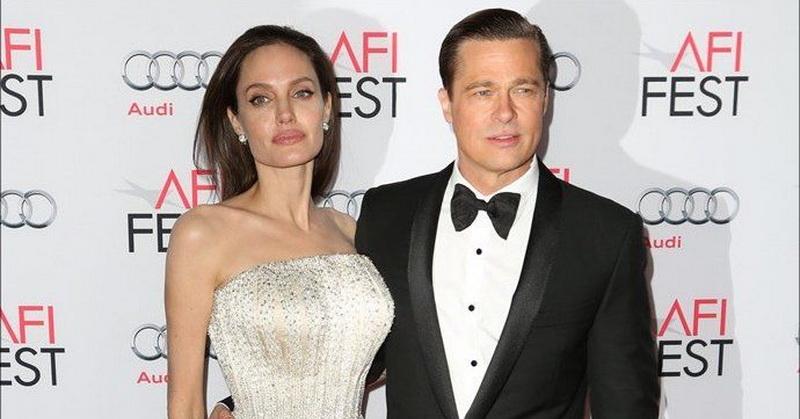 Brad Pitt dan Angelina Jolie (Foto: Aceshowbiz)