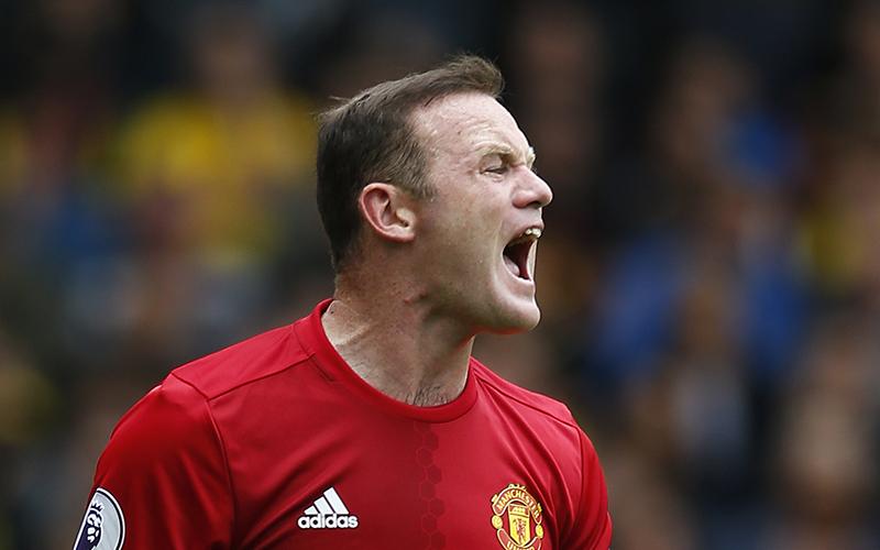 Wayne Rooney (Foto: Reuters)