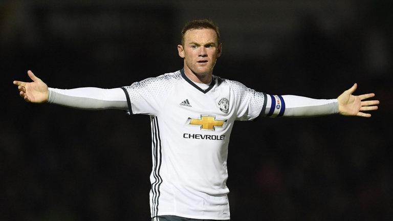 Wayne Rooney / Sky Sports