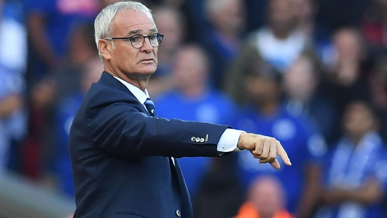 Claudio Ranieri / Sky Sports