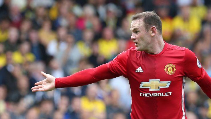 Wayne Rooney / ESPN FC
