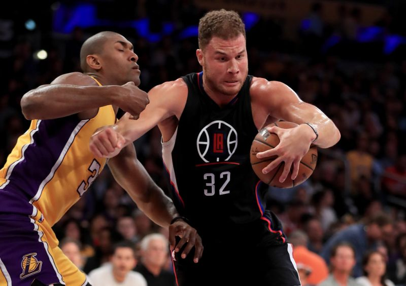 Blake Griffin (Foto: Getty Images/Sean M. Haffey)