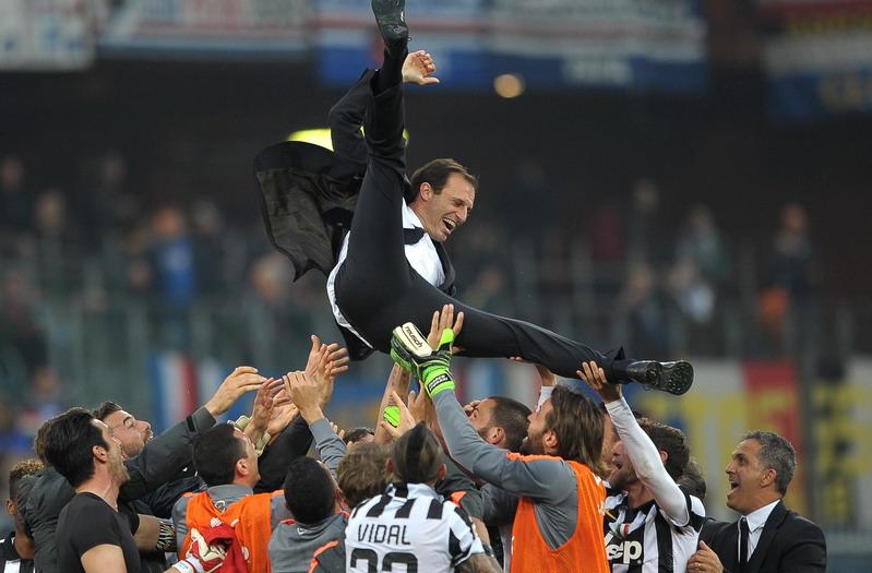 Massimiliano Allegri (Foto: Reuters)