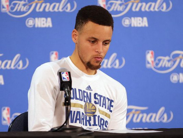 Stephen Curry / USA Today