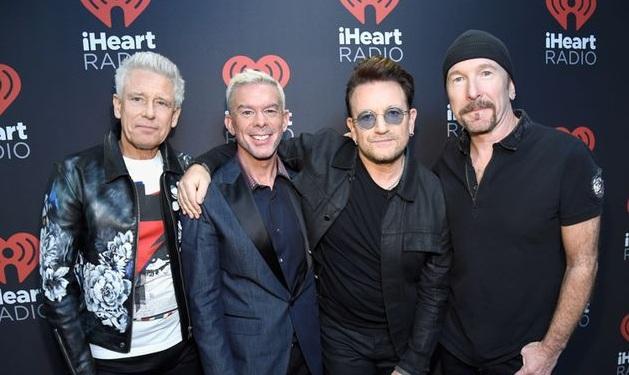Deretan Musisi Mulai dari Adam Clyaton, Bono dan The Edge U2 Hadir di iHeartRadio Music Festival 2016. (Foto: iheart.com)