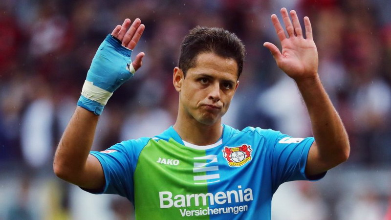 Javier 'Chicharito' Hernandez / Getty