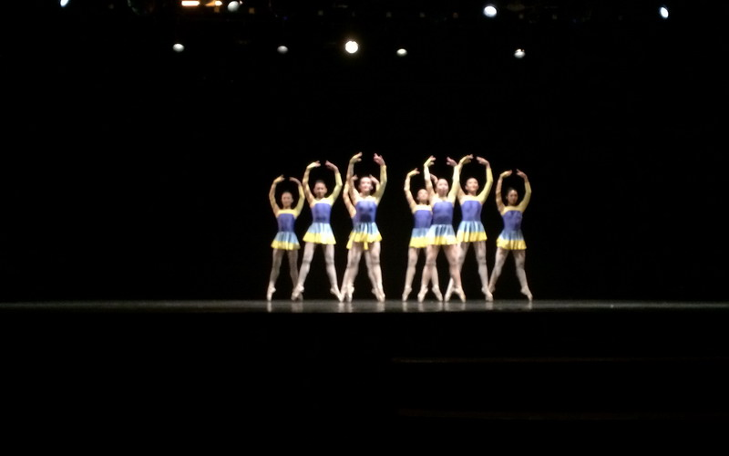 Tari Balet (Foto: Ady/Okezone)