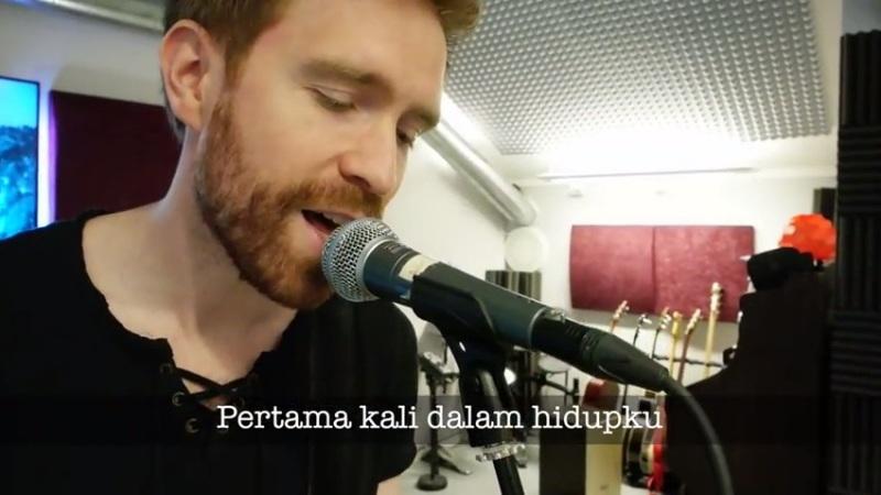 """Heboh Lagu """"Nasi Padang"""" Ciptaan Bule Norwegia"""