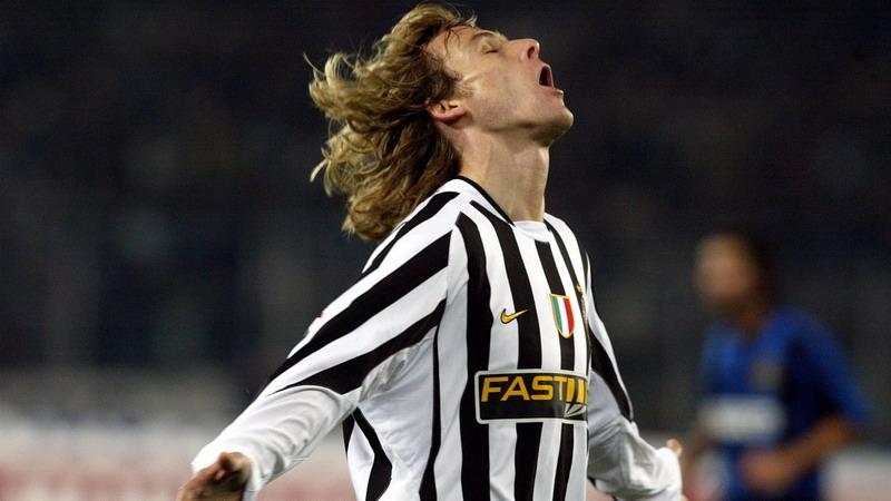 Nedved bahagia pernah main di Serie B. (Foto: Eurosport)