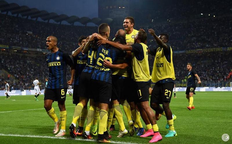 Inter bisa finis di papan atas Liga Italia. (Foto: Facebook Inter Milan)