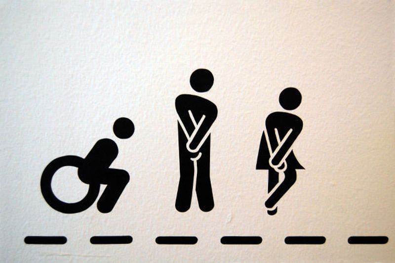 Cara Temukan Toilet Umum di Eropa