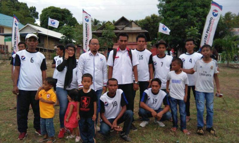 Perindo Cup di Wakatobi (Foto: MNC Media)