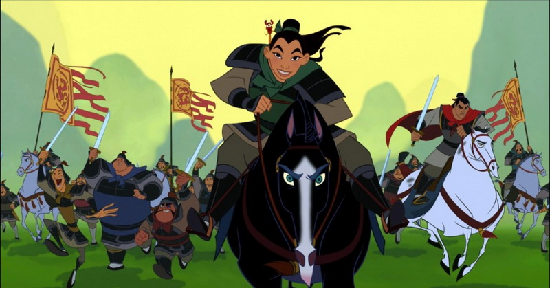 Film Mulan (Foto: Forbes)