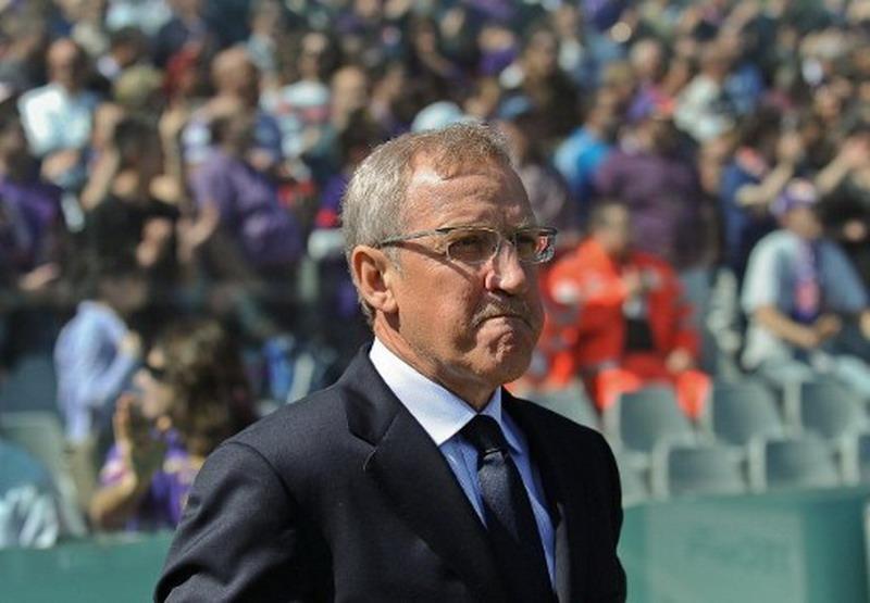 Del Neri kesal hanya satu musim latih Juventus. (Foto: AFP/Andreas Solaro)