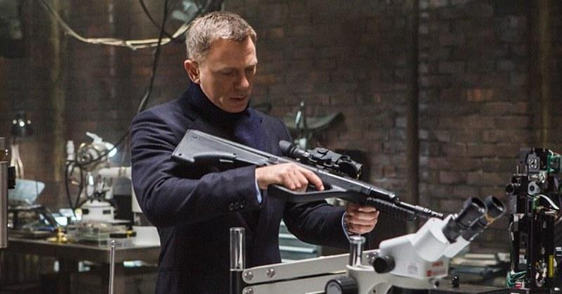Daniel Craig (Foto: Dailymail)