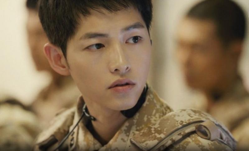 Song Joong Ki (Foto: Soompi)