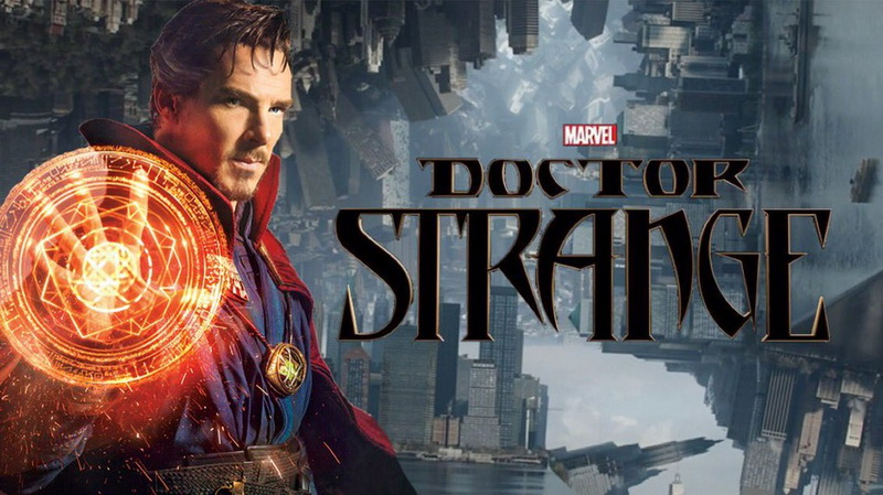 Poster Film Doctor Strange (Foto: Comicbook)