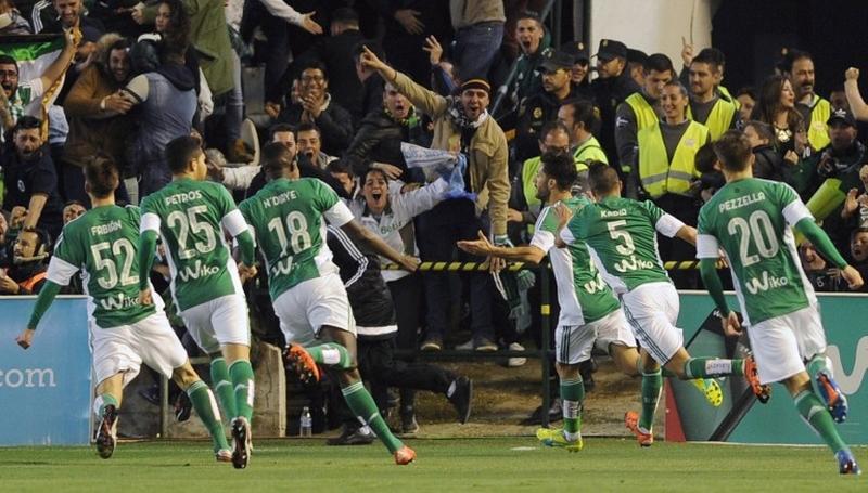 Real Betis (Foto: AFP)