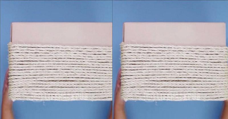 Moms, Yuk Bikin Kotak Serbaguna Menggunakan Kardus