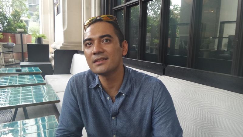 Ario Bayu (Foto: Rima/Okezone)
