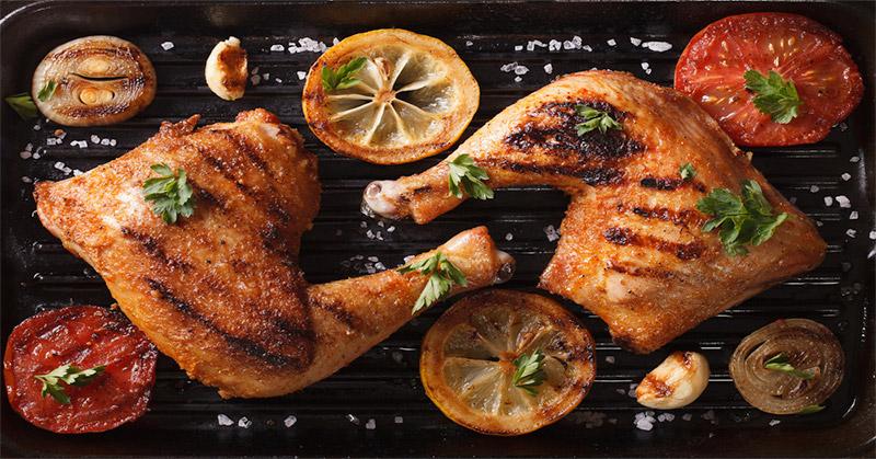 DIET MAYO DAY 2: Ayam Bakar pun Bisa Dilahap, Ini Syaratnya