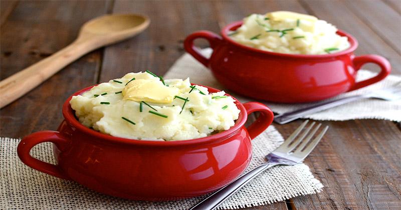 Mashed Potato Bisa Jadi Stok Makanan Beku, Simak Tipsnya